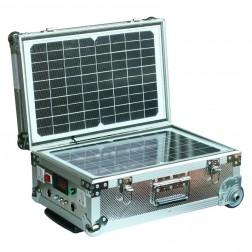 krachtigste draagbare stroomgenerator op zonlicht